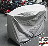 Formosa Covers Mobility Scooter Storage Cover 48''L x 22''D x 38''H