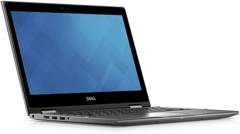 "Dell Inspiron 13 5000 Series 2-in-1 Laptop (i5368-4071GRY) Intel i5-6200U, 4GB RAM, 128GB SSD, 13.3"" HD Touchscreen, Win10"