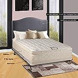 "Continental Sleep 10"" Pillowtop Fully Assembled"