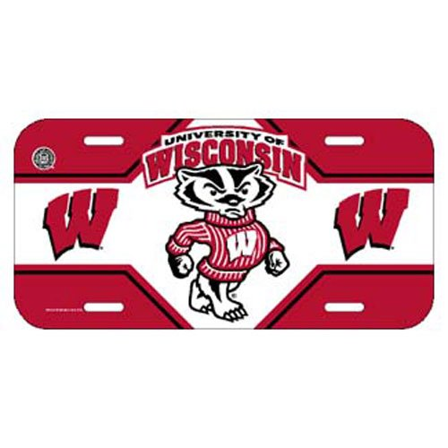 NCAA University of Wisconsin License - Wisconsin Outlets