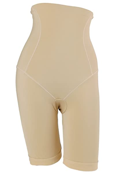 50ffb1afefc7b Belugue Women s Hi-Waist Thigh Slimmer Tummy Firm Control Panties Shapewer Body  Shaper