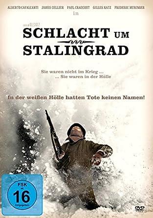 Schlacht Um Stalingrad Karte.Schlacht Um Stalingrad Amazon De Alberto Cavalcanti James Cellier