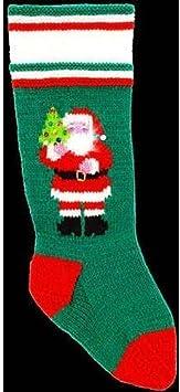 DooLallies Christmas Stocking Kit Chimney Santa