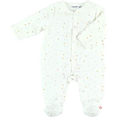 393b4d5a24ebc Noukies Z892131 Pyjama grenouillère en Velours - Édition spéciale pour Noël  Bébé Fille  Amazon.fr  Vêtements et accessoires