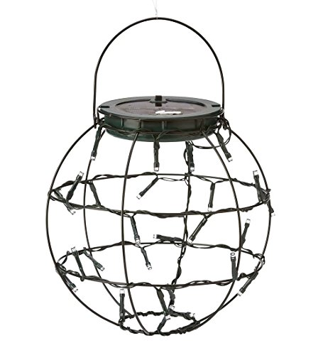 Plow U0026 Hearth Set Of 3 Decorative Mini Solar Hanging LED Lanterns Outdoor  Yard Garden Lights For Pathway Stairs Tree Porch Versatile Holiday  Decorations, ...