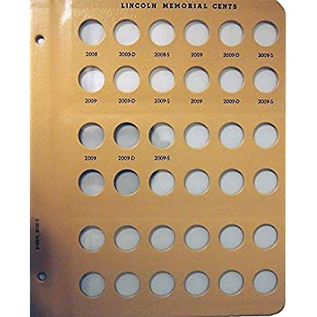 JEFFERSON NICKELS DANSCO ALBUM #7114-2006 to 2023 NO COINS