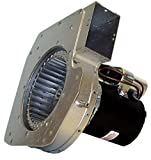 Fasco A330 3.3'' Frame Permanent Split Capacitor OEM Replacement Specific Purpose Blower with Ball Bearing, 1/12HP, 3200rpm, 208-230V, 60Hz, 0.55 amps