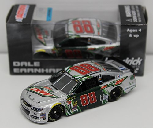 Lionel Racing C885865MDEJ Dale Earnhardt JR #88 Diet Mountain Dew 2015 Chevy SS 1:64 Scale ARC HT Official NASCAR Diecast Car