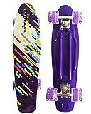Runyi 22/24/27 Inches Mini Cruiser Skateboard