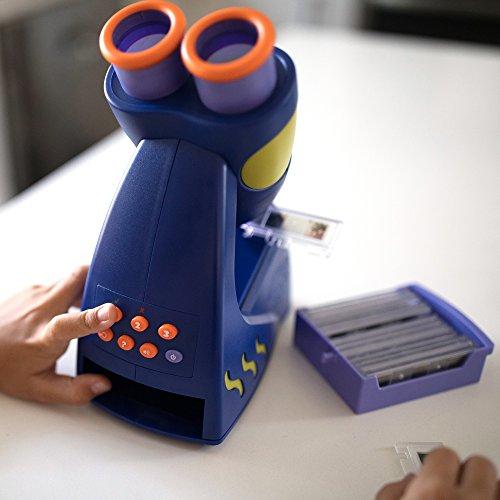 51 ar5Uv10L - Educational Insights GeoSafari Jr. Talking Microscope - Featuring Bindi Irwin - for Preschoolers!
