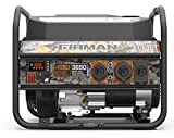 Firman P03609 Performance Series 4550/3650 Watt Gas Recoil Start Generator, cETL, Camouflage