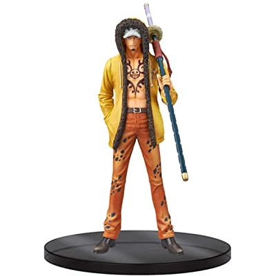 JPT Onepiece Stampede』 Movie Dxf The Grandline Men Vol.5 Law Trafalgar: Toys & Games