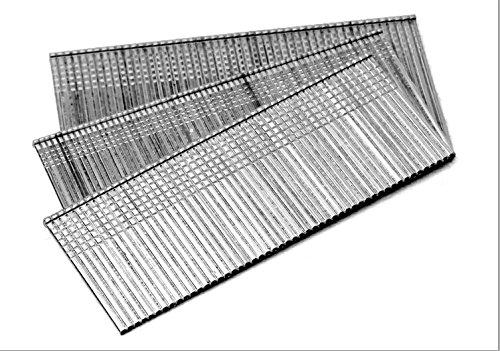 meite 16GT114L 16 Gauge 1-1/4-Inch Leg Length Galvanized Finish Nails (1 Box (4in 16 Gauge)