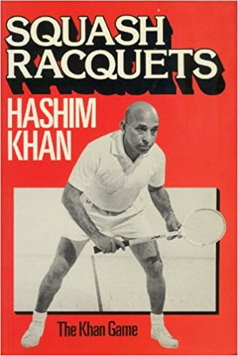 Revised Squash Racquets The Khan Game