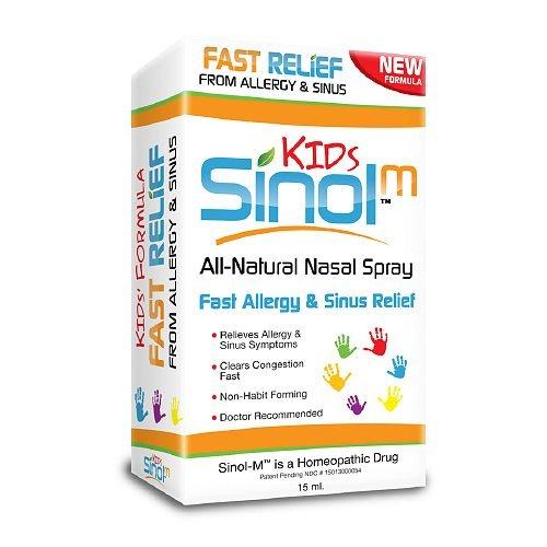 Sinol Kids - Fast Allergy & Sinus Relief 15 ml