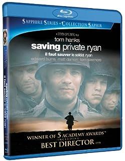 Saving Private Ryan (Sapphire Series) [Blu-ray] (Bilingual) (B003M691MW)   Amazon Products