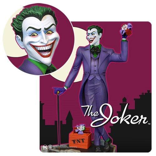 (Batman Classic Joker Maquette)