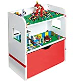 Worlds Apart Room 2 Build Kids Toy Storage Unit by HelloHome