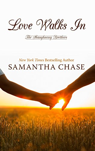 book cover of Love Walks In