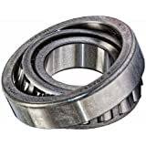 Nachi 30206 Tapered Roller Bearing Cone and Cup Set, Single Row, Metric, 30mm ID, 62mm OD, 16mm Width