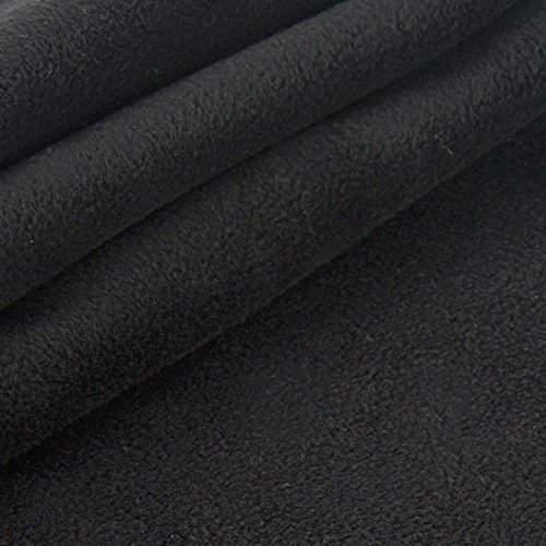 DOZZZ Twin Hotel Coral Fleece Anti-pilling ASSORTED Blanket 90 X 66 Inches, Black or Gray