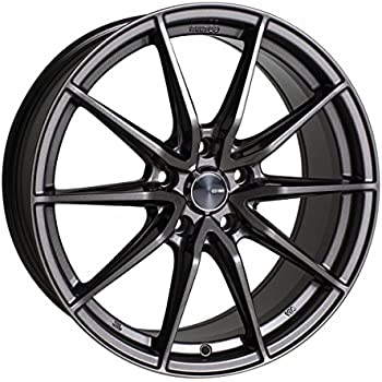Amazon Com 17 Enkei Draco Wheel Anthracite 17x7 5 5x114 3 5x4 5