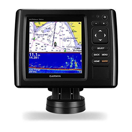 Buy boat gps and depth finder with maps