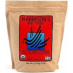 Harrison's Bird Foods High Potency Coarse 5lb