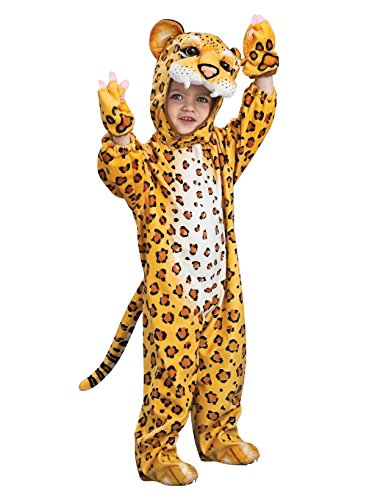 Silly Safari Costume, Leopard - Boys Costume Leopard