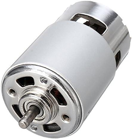 6-30V Motor 775 Motor Large Torque 8300RPM High Power Motor With Vent Holes Motor Gear Motor 1x DC motor