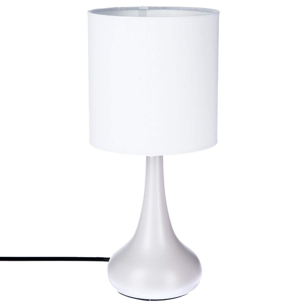 Magicbeauty Lampe Chevet Coloris Blanc Tactile De lt Atmosphera 1FKlcJ