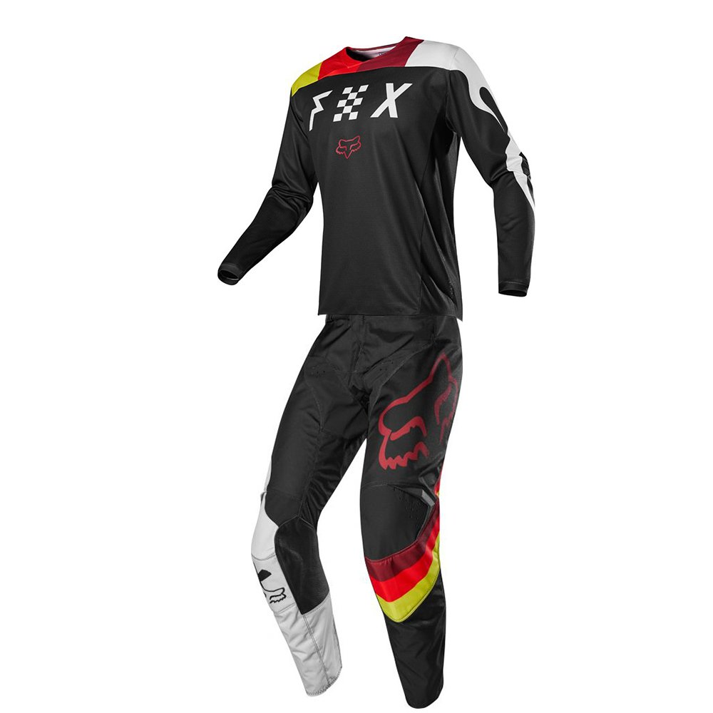 Fox Racing - (Youth) 180 Rodka SE Black Jersey/Pant Combo - Size Y-LARGE/28W