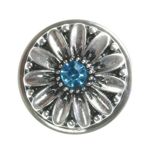 Hidden Gems - 1 x Chunk Clique Bouton Bouton à Pression Pour Bracelet
