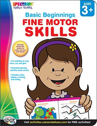 Fine Motor Skills, Grades Preschool - K (Basic Beginnings) (Fine Motor)