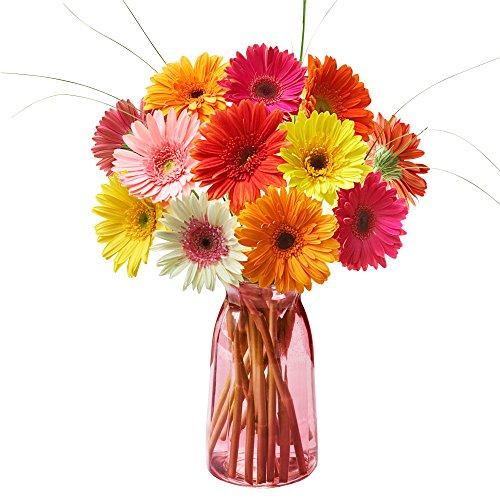 Florists - Colorful Gerbera Daisies Bouquet - Fresh Flowers by Florists