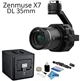 DJI Zenmuse X7 Gimbal/Camera with DJI 35mm f2.8 LS ASPH DL Lens Bundle
