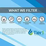 Tier1 Water Filtration System - 20 inch Slim PP