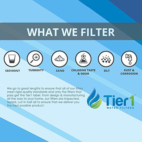 Tier1 Replacement Samsung DA29-00020B, DA29-00020A, HAFCIN/EXP, HAFCIN, 46-9101, DA97-08006A-B Refrigerator Water Filter by Tier1 (Image #7)