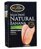 Jiraporn Premium Solar Dried Natural Banana 450g.