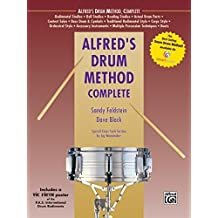 Alfred's Drum Method Complete: Book and Poster