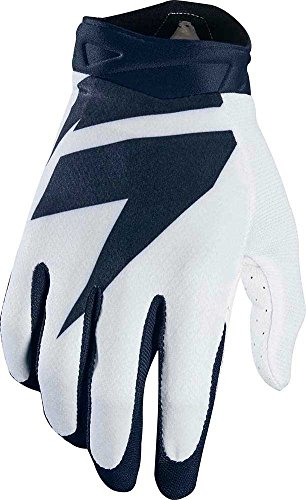 2018 Shift Black Label Air Gloves-White-S by Shift