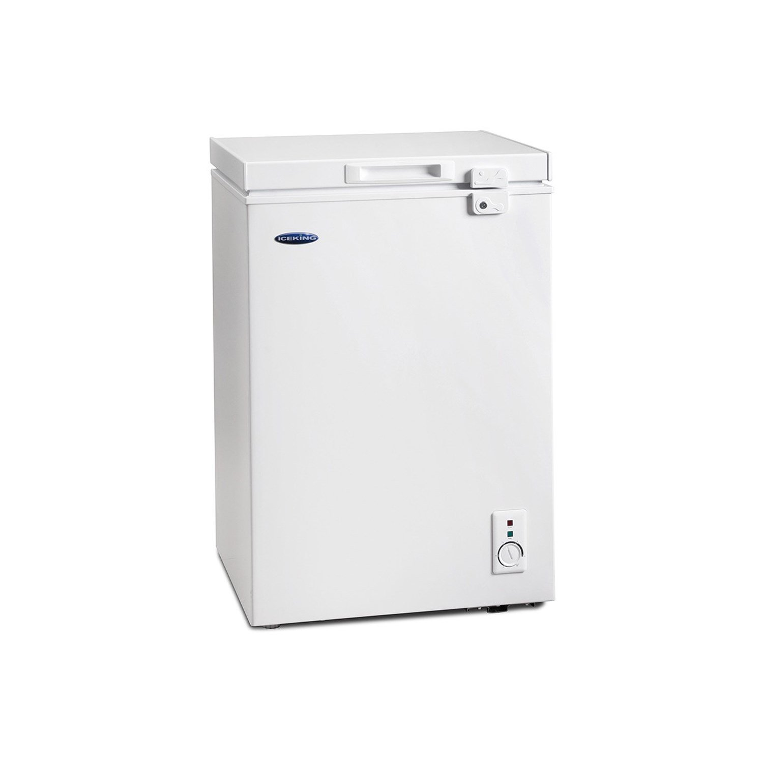 Ice King CH1042W 57cm Wide 98 Litre Chest Freezer - White [Energy Class A+] Iceking