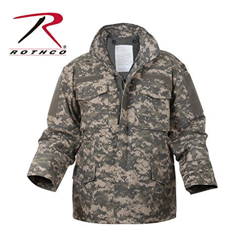 Rothco M-65 Field Jacket, ACU Digital Camo, ()