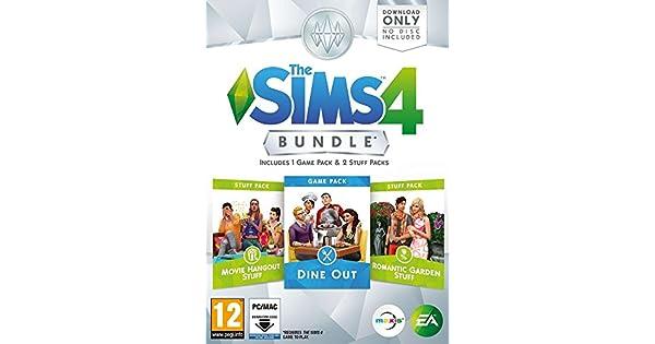 Les Sims 4 - collection 5 [Importación francesa]: Amazon.es: Videojuegos
