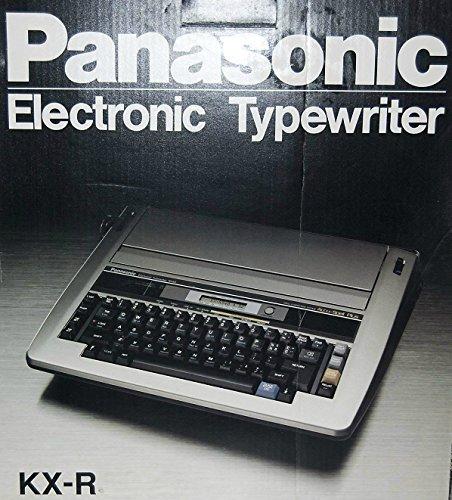 Panasonic KX-R445 Electronic Word Processor Typewriter