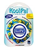 Product review for KoolPal Ice Bag for Kids - Smiley Faces - Pain Relief for Bruises, Bites and Bumps - Hot or Cold Therapy - Chemical Free