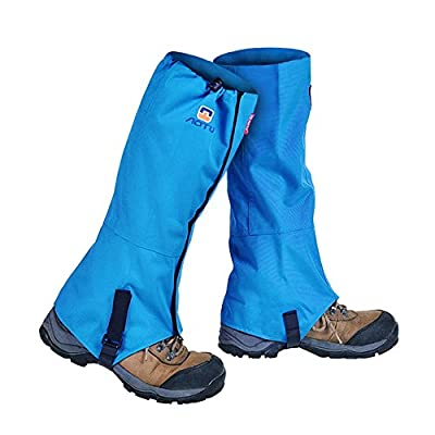 Vovoly Outdoor Hiking Walking Climbing Hunting Snow Legging Gaiters Waterproof (1 Pair)