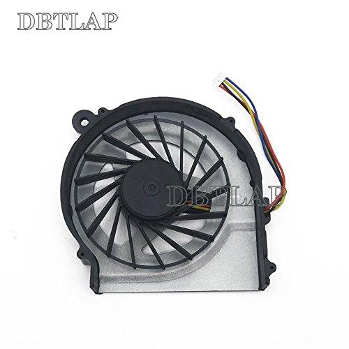 DBTLAP Laptop CPU Fan Compatible for hp g6 Fan g6-1000 g6-1a00 g6-1b00 g6-1c00 g6-1d00 g6-1100 g6-1200 g6-1300 g6t-1a00 g6-1b00 g6t-1b00 g6-1c00 g6t-1c00 g6-1d00 g6z-1c00 g6t-1d00 g6t-1d00 g6z-1d00