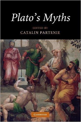 Book Plato's Myths (2011-12-14)