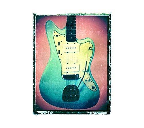 "Fender Jaguar Guitars 8x10/"" Photo Print"